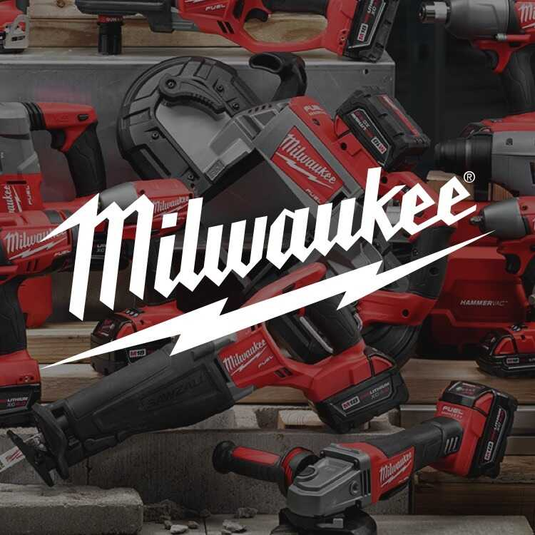 More about Milwaukee power tools at Jeds