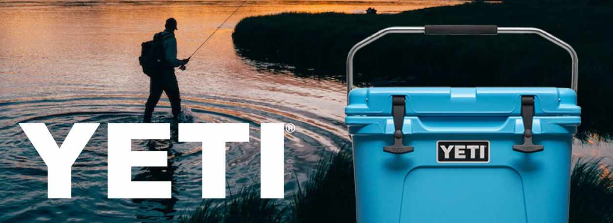 More about Yeti coolers at Jeds