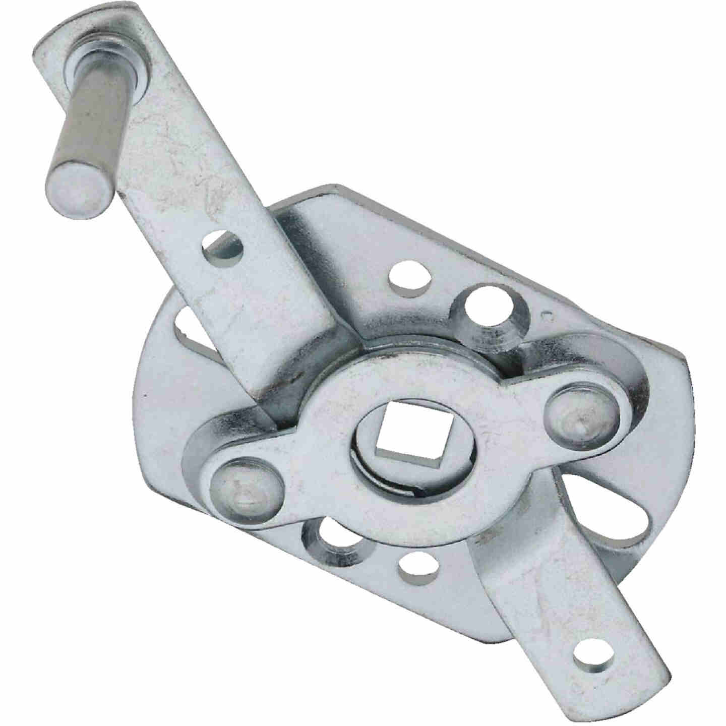 Prime-Line 5/16 In. Sq. Shaft Galvanized Steel Swivel Latch Image 1