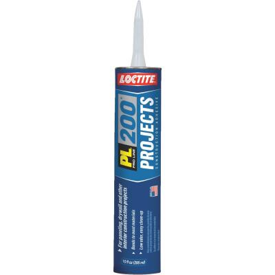 LOCTITE PL 200 10 Oz. Projects Construction Adhesive