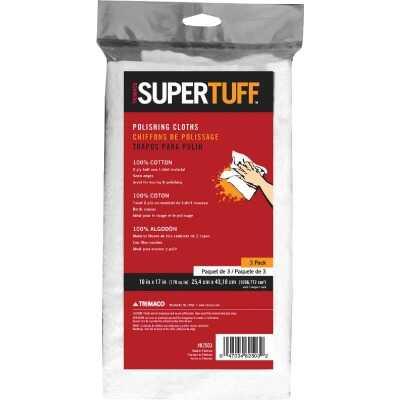 Trimaco Supertuff Polishing Cloth (3 Count)