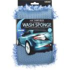 Viking 5-1/2 In. W x 8 In. L x 2-1/2 In. D 2N1 Ultimate Car Wash Sponge Image 1