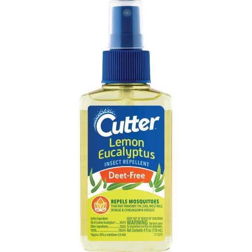 Cutter Lemon Eucalyptus 4 Oz. Insect Repellent Pump Spray