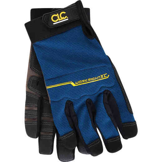 CLC Workright XC Men's XL Synthetic Leather Flex Grip High Performance Glove