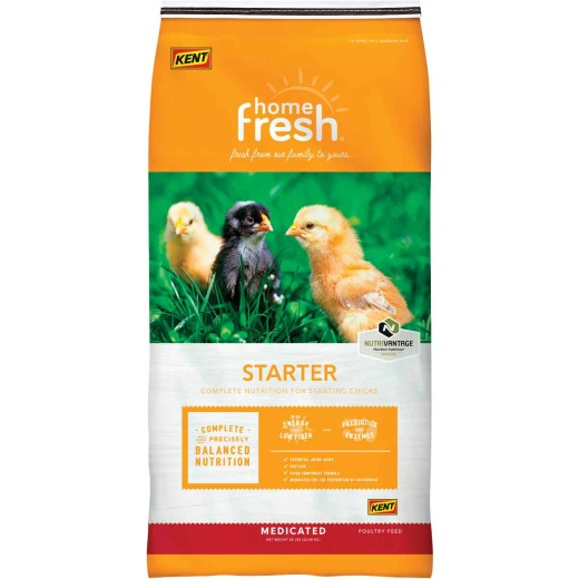 Blue Seal Home Fresh Chicken Starter 50 Lb. Chicken Feed