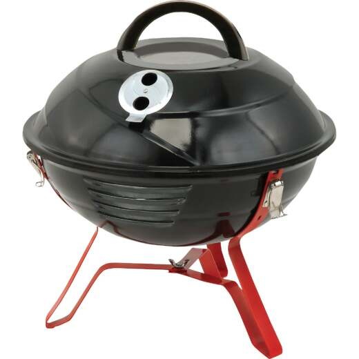 Kay Home Products Vortex Black 140 Sq. In. Charcoal Portable Grill