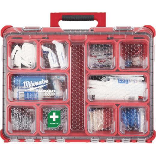 Milwaukee PACKOUT Class B Type III First Aid Kit (204-Piece)